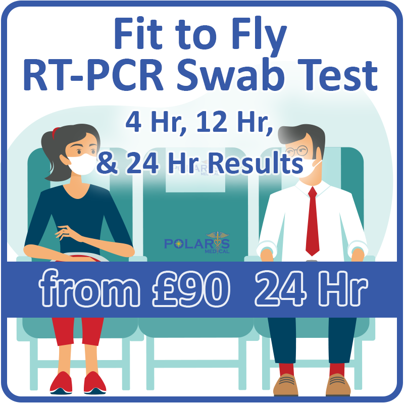 Test 2 - RT-PCR Swab Fit To Fly 90