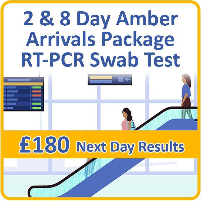 Test 4 - RT-PCR Swab 2 and 8 Day Amber_180